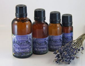 Essential Oil of Organic Lavender