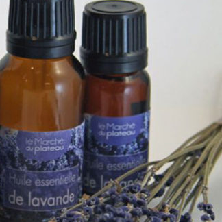 Essential Oil of Lavander